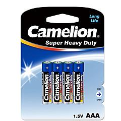 camelion camelion aaa Zink-Kohle-Batterie 1,5 V 4 Packung