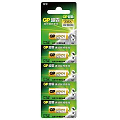 GP GP23A-L5 Alkaline Battery 12V 5 Pack