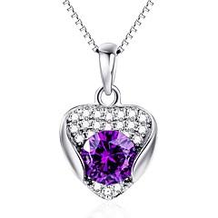 Breloczki Kryształ Kryształ Imitacja diamentu Kryształ austriacki Klasyczny Miłość Serce Biżuteria Na Codzienny Casual