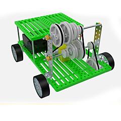 ألعاب للأولاد اكتشاف ألعاب مجموعة اصنع بنفسك ألعاب تربوية ألعاب شاحنة ABS معدن أخضر