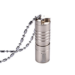 조명 열쇠고리 손전등 LED 150 루멘 2 모드 XP-G2 USB 리튬 배터리 방수 충전식 컴팩트 사이즈 작은 사이즈 캠핑/등산/동굴탐험 일상용 등산 야외 낚시 여행 일 멀티기능 알루미늄 합금