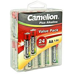 Camelion LR6-pbh24 AA alkaliparisto 1.5V 24 kpl