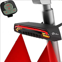 Tylna lampka rowerowa LED Kolarstwo Pilot Łatwe przenoszenie Smart Lumenów Czerwony Kolarstwo