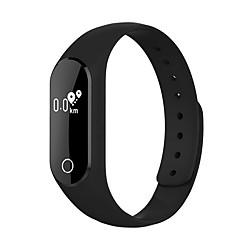 スタンバイ/歩数計/心拍計/アラームクロック/距離追跡をtrackerlong yym25スマートブレスレット/スマート腕時計/アクティビティ