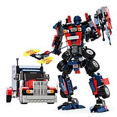 Giocattoli per il regalo Costruzioni Modellino e gioco di costruzione Guerriero Robot PlasticaDa 5 a 7 anni Da 8 a 13 anni 14 Anni e