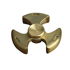 Fidget spinner -stressilelu hand Spinner Lelut Kolmia Metalli EDCStressiä ja ahdistusta Relief Office Desk Lelut Killing Time Focus Toy
