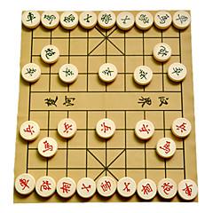 Brettspiel Schachspiel Spielzeuge Kreisförmig Unisex Stücke