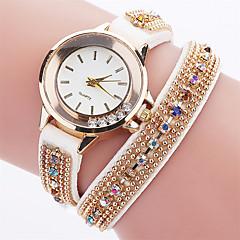 New Fashion Leather Bracelet Watches Casual Women Wrist Watch Luxury Quartz Watch Relogio Feminino