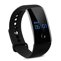s1 bluetooth έξυπνο βραχιολάκι βραχιόλι ρολόι με τον καρδιακό ρυθμό και το οξυγόνο στο αίμα οθόνη του αθλητισμού οθόνη γυμναστικής ύπνο