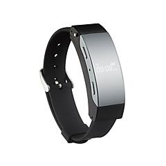k2 slimme talk armband / verbrande calorieën / stappentellers / voice control / sport / aanraken punten / wekker / afstand volgen /