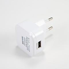 Caricabatterie portatile Per iPad Per cellulare Per tablet 1 porta USB Presa EU