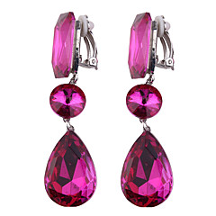 Earrings Set Jewelry Euramerican Fashion Bohemian Gemstone Chrome Jewelry Jewelry For Wedding Party Special Occasion Gift 1 pair