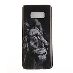 Για IMD Με σχέδια tok Πίσω Κάλυμμα tok Ζώο Μαλακή TPU για Samsung S8 S8 Plus S7 edge S7 S6 edge S6