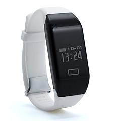 Nowy ip69 wodoodporny tętno smartband sen fitness tracker passometer ios android