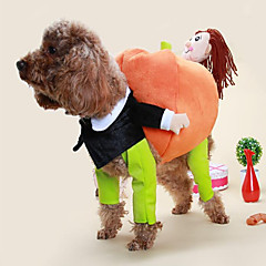 katten honden kostuums Hondenkleding Winter Zomer Lente/Herfst Cartoon Schattig Cosplay Modieus Casual/Dagelijks Klassiek Veelkleurig