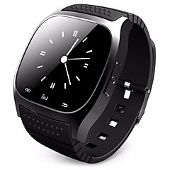Da uomo Da donna Smart watch DigitaleTouchscreen Calendario Resistente all'acqua Velocimetro Pedometro Cronometro Comunicazione