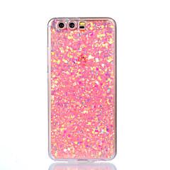 Voor huawei p10 lite p10 hoesje schokdichte behuizing cover glitter shine zachte acryl voor huawei p9 lite p8 lite p8 lite 2017