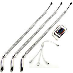 21W W Sağlam LED Çubuklar lm DC12 1.5 m 90 led RGB