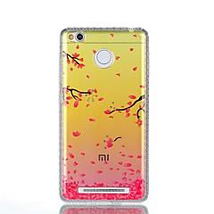 sillä Xiaomi redmi 4a 4 huomautuksen strassi IMD läpikuultava kukkia oksat kuvion takakansi tapauksessa kova pc huomata 4x