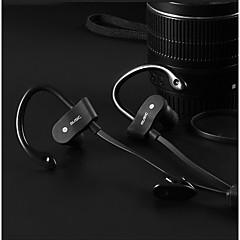 telefonlar iphone samsung cep telefonu için mikrofon ile kulak spor kulak kancası kablosuz bluetooth 4.1 stereo kulaklık
