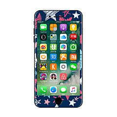 For iPhone 7 Plus Five-pointed Star Color Before And After The Whole Stickers Light in The Dark for iPhone 6 6S Plus SE/5s/5/5 /4/4s