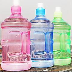 2 kpl muovi kannettava liike Kattilassa olevan veden pullo 500ml
