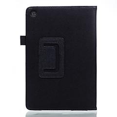 Voor hoesje met stevige flip full body case solide kleur zacht pu leer voor asus zenpad 7.0 z370c / kl