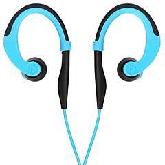 Pisen fülhallgató mobiltelefon 3,5 mm-fül vezetékes mikrofonnal hangerőszabályzóval