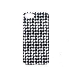 For Etuier Syrematteret Præget Mønster Bagcover Etui Geometrisk mønster Hårdt PC for AppleiPhone 7 Plus iPhone 7 iPhone 6s Plus iPhone 6