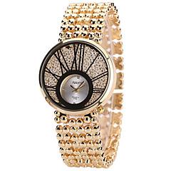 Women's Fashion Watch Wrist Watch Quartz Alloy Band Unique Creative Cool Casual Business Luxury Watches