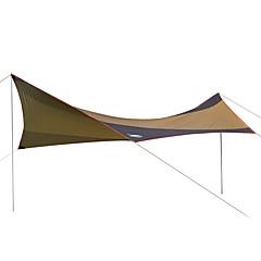 DesertFox® Huzat & Ponyva Bivak Egyszemélyes kemping sátor Összecsukható sátor Vízálló Ultraibolya biztos Fényvédő 2000-3000 mm mert