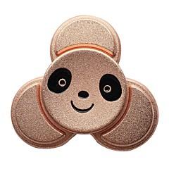 Fidget Spinners Przędzarka ręczna Zabawki Tri-Spinner Metal EDCStres i niepokój Relief Zabawki biurkowe Zwalnia ADD, ADHD, niepokój,