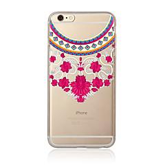 iPhone 7 7 plus TPU pehmeä takakannen pitsiä tulostus iPhone 6 plus 6s plus iPhone 5 SE 5s 5c 4s