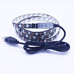 12W 360 lm Jævnstrøm5 V 1 m 60 leds RGB