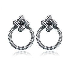 Dame Stangøreringe Smykker Unikt design Mode Euro-Amerikansk Zirkonium Legering Smykker Smykker TilBryllup Fødselsdag Fest & Aften