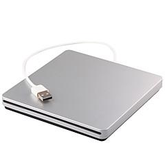 Przenośny usb 3.0 zewnętrzny napęd dvd rw napędy nagrywarka nagrywarki dla laptopa macbookowego