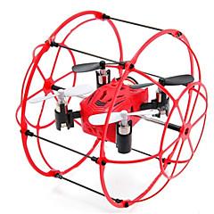 Drón M66 4 Csatorna - 360 Fokos Forgás RC Quadcopter USB kábel Rotorlapát Csavarhúzó