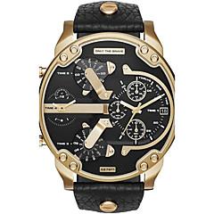 Heren Voor StelSporthorloge Militair horloge Dress horloge Modieus horloge Polshorloge Armbandhorloge Unieke creatieve horloge