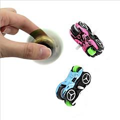 Fidget spinner -stressilelu hand Spinner Hyrrä Lelut Lelut Muovit EDCStressiä ja ahdistusta Relief Focus Toy Office Desk Lelut Lievittää