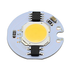 5w cob led licht cob chip 220v smat ic voor diy downlight spot licht plafond lightg warm / cool wit (1 stuk)