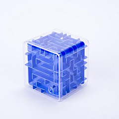 Rubik's Cube Smooth Speed Cube Magic Cube Educational Toy Scrub Sticker Anti-pop motion detection White Balance Plastics