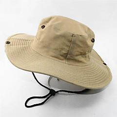 Unisex Sombrero Caza Listo para vestir Cómodo Filtro Solar Primavera Verano Otoño Invierno