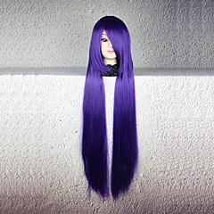 Peruki Cosplay Cosplay Cosplay Anime Peruki Cosplay 80 CM Włókno termoodporne Dla obu płci