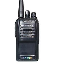 Draagbaar FM-radio Noodgevallen Alarm Energiebesparende functie VOX Monitor Scan CTCSS/CDCSS 16 1300 1 stuks 5 TK-928 Walkie TalkieTwo