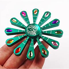 """Handkreisel Handspinner Kreisel Spielzeuge Spielzeuge Neuheit 1 ¼ """"Diamond EDCStress und Angst Relief Fokus Spielzeug Büro Schreibtisch"""
