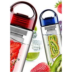 Φρούτα που εγχύουν φούρνο αναδευτήρα νερό φλιτζάνι φλιτζάνι λεμόνι χυμό φράουλας διαρροή-απόδειξη ποτήρι κύπελλο μπουκάλι 700ml