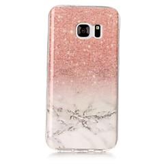 Samsung Galaxy S8 S8 plus suojus IMD takakansi tapauksessa marmori pehmeä TPU Samsung Galaxy S7 S7 reuna S6 S6 reuna S5 S4 S3