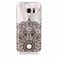 Til Samsung Galaxy S8 S8 Plus Case Cover Imd Bag Cover Case Marble Soft TPU til Samsung Galaxy S7 S7 Kant S6 S6 Kanten S5 S4 S3