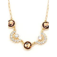 Γυναικεία Σκέλη Κολιέ Κοσμήματα Κοσμήματα Κρύσταλλο Κράμα Μοναδικό Μοντέρνα Euramerican Κοσμήματα Για Πάρτι Άλλα Βραδινό Πάρτυ