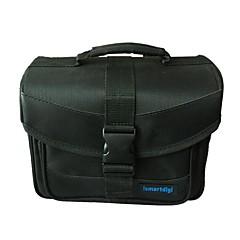 i-110 L Black Universal Camera Bag for All DSLR DV Cameras Nikon Canon Sony Olympus... - Black